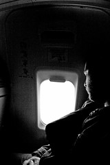 Sleeping on the plane | by Fellowship of the Rich