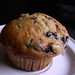 huckleberry muffin