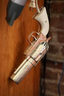 Gun hair blowdryer found at the 220 salon in portland for 220 salon portland or