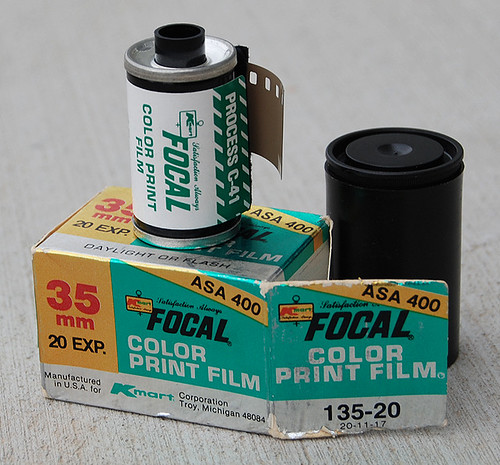 Kmart Focal 35mm Film, 1979 | by Roadsidepictures