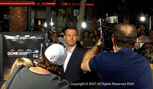Actor Ben Affleck - Gone Baby Gone 04 | by Candid Photos