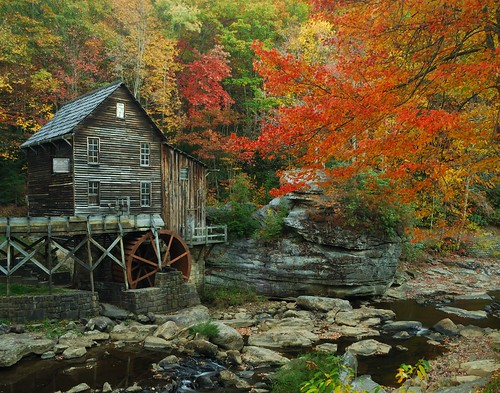 Autumn Grist Mill 1 | by DanDee Shots