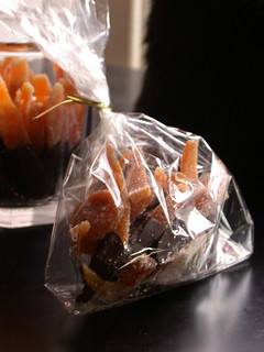candied orange peels dipped in chocolate | by Jocelyn | McAuliflower
