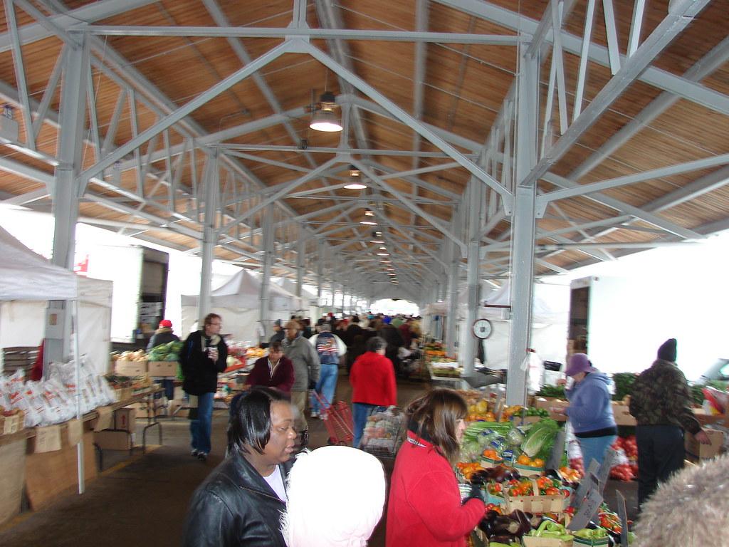 Public Market Rochester Ny Jim Mitchell Flickr