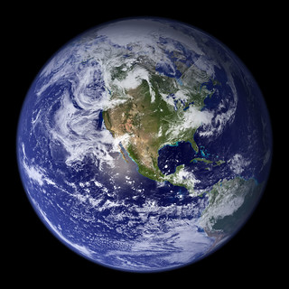 Blue Marble (Planet Earth) | by woodleywonderworks