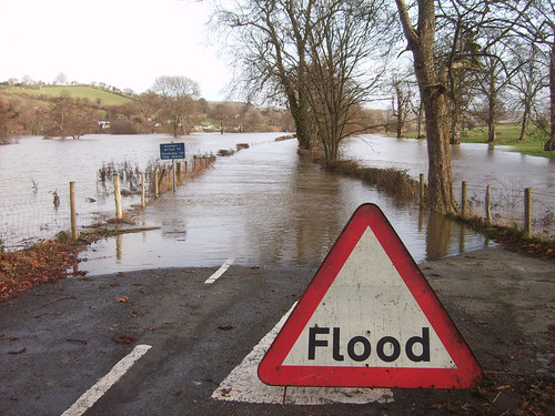 flood - Road Closed | by gothicnexus