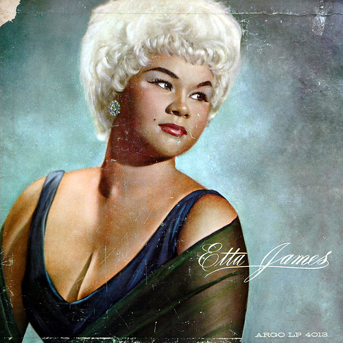 Etta James - self titled record, 1962 | by The Retro-Spector
