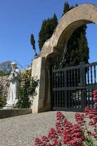Carmel Mission Gate | by Wayfaring Wanderer