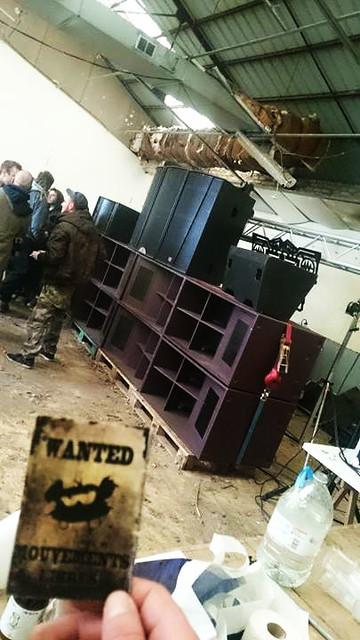 WTF - O13 sound system Belgique