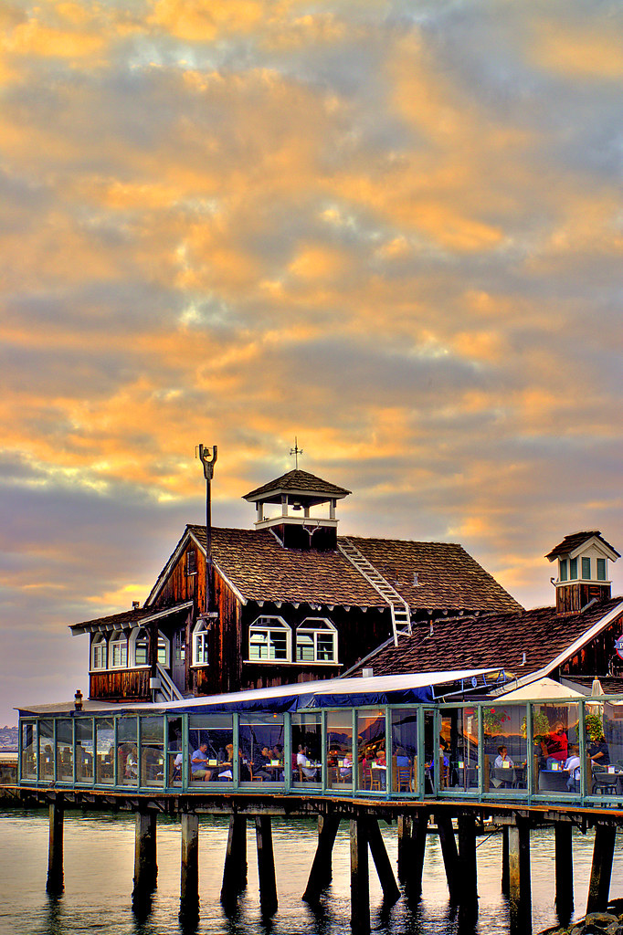 Pier  Restaurant Virginia Beach