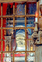 Incorrupt Head of Saint Catherine of Siena (Italy)