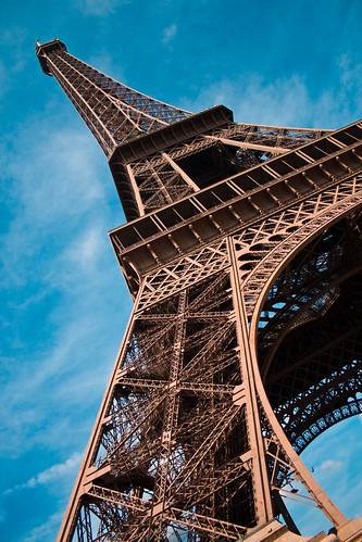 Paris: Eiffel Tower | by crazybobbles