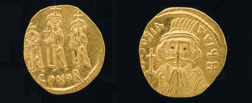 Constans II, 641–668 The most ZZ Top-like of the Byzantine beards