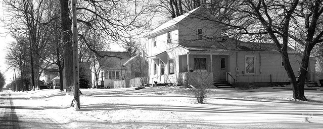 Potter Street Houses