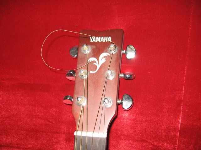 Yamaha Locking Tuners