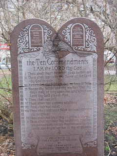 The Ten Commandments | by Fossil Freak