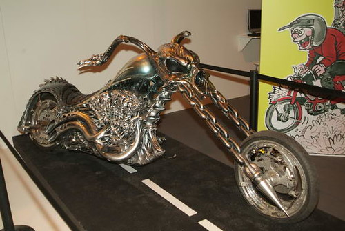 Ghost Rider 1 Bike More Information