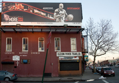 Nets billboard on Atlantic | by threecee