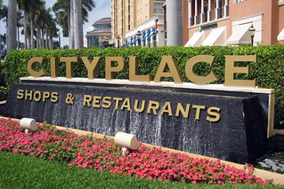 Florida - West Palm Palm Beach: CityPlace | by wallyg