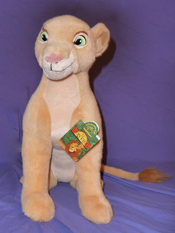 Lion King Plush Adult Nala By Applause Will Mitchell Flickr