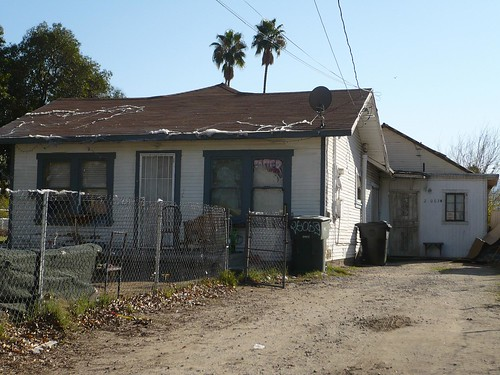A Very Run Down House In Loma Linda A Lot Of Homes In