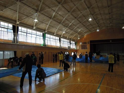 20170219_蕨市 避難所運営訓練