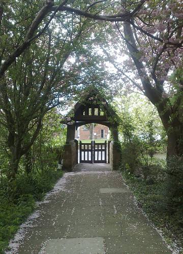 Lychgate The Church of St Mary the Less Allerton Bywater Leeds | by woodytyke