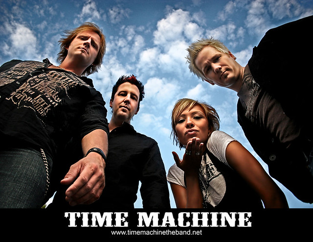 time machine the band