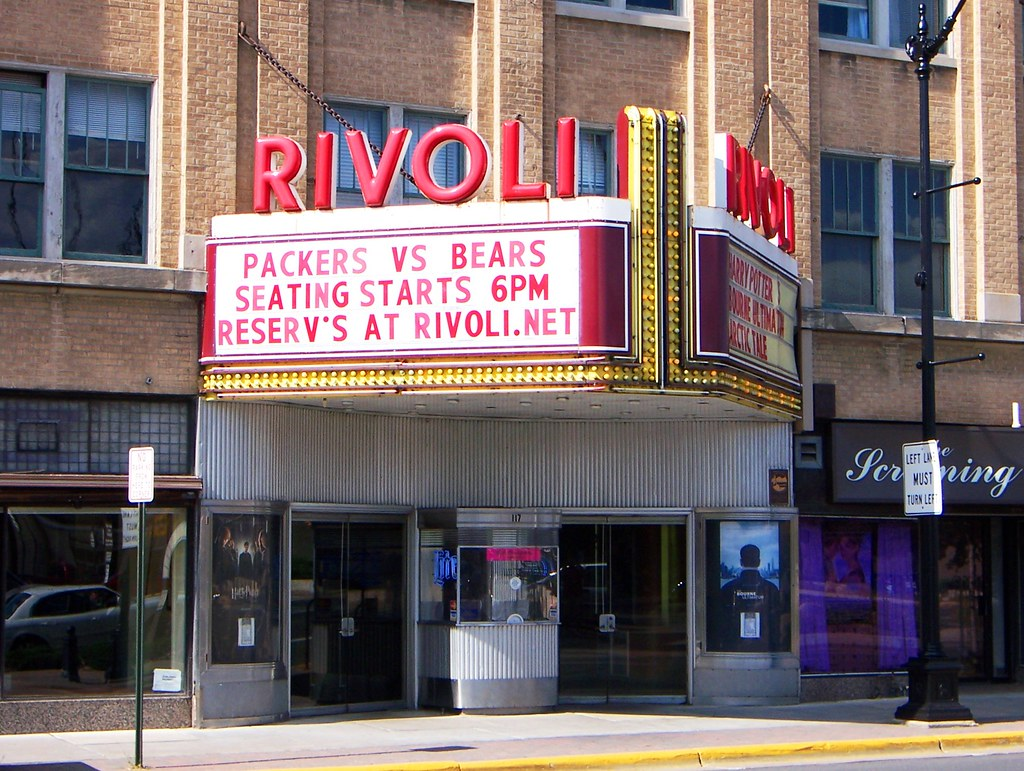 la crosse wi rivoli theater marquee the rivoli theater