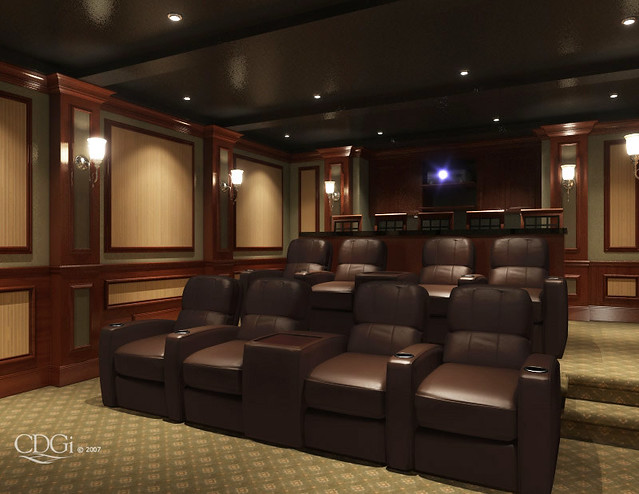 theater design home theater interior design flickr