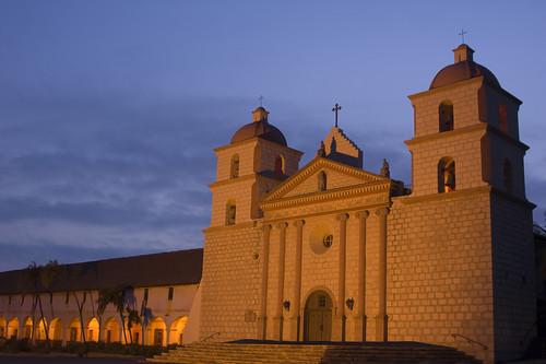 Santa barbara mission santa barbara mission flickr for Case in stile missione santa barbara