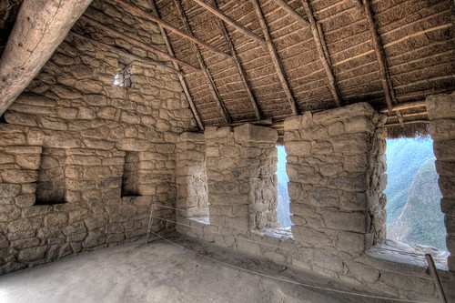 Inside the Hut of the Caretaker of the Funerary Rock | Flickr