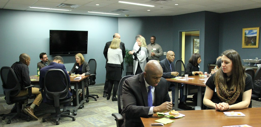 Joint Networking Reception: African American/Greater Pittsburgh Chambers