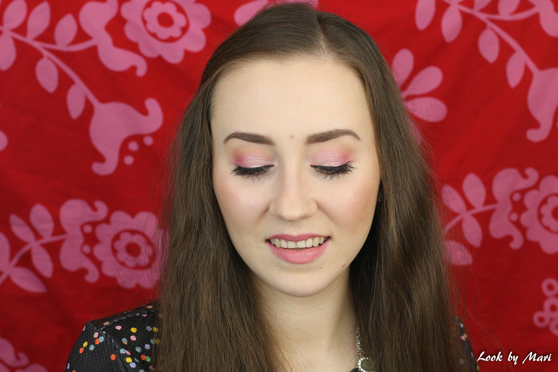 5 ystävänpäivä meikki ideat tutoriaali treffi meikki kevyt