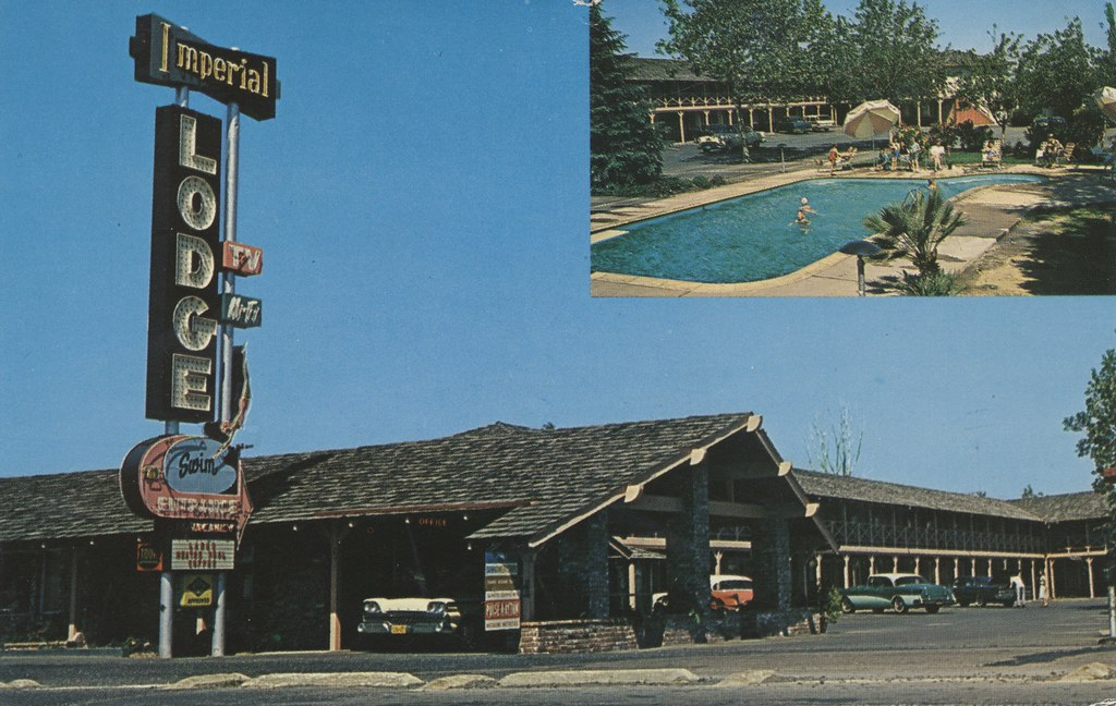 Imperial Motor Lodge - West Sacramento, California