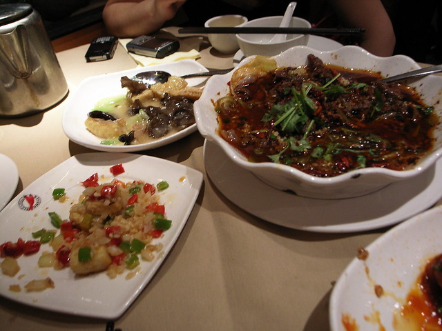 Chinese Food Manchester Parkade