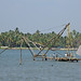 India - Kerala - 073 - Cochin - Chinese fishing nets