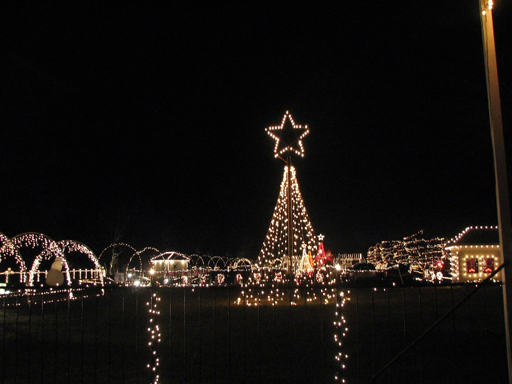 Christmas Lights In Lebanon Tn