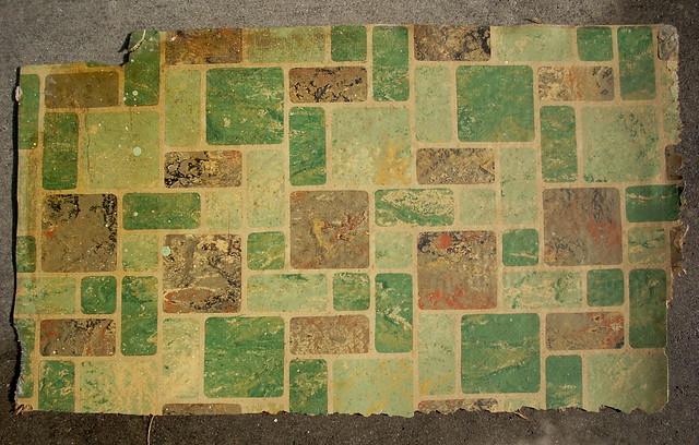 vintage linoleum | flickr