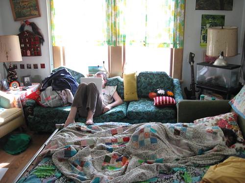 Living Room Atlanta Bar