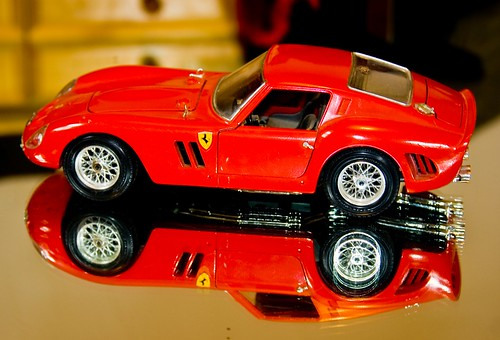 diecast 250 GTO | by spidigeo