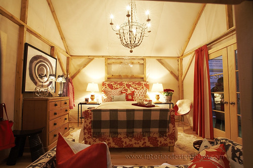 Sarah Richardson 39 S Bedroom Space Photo By Arash Moallemi