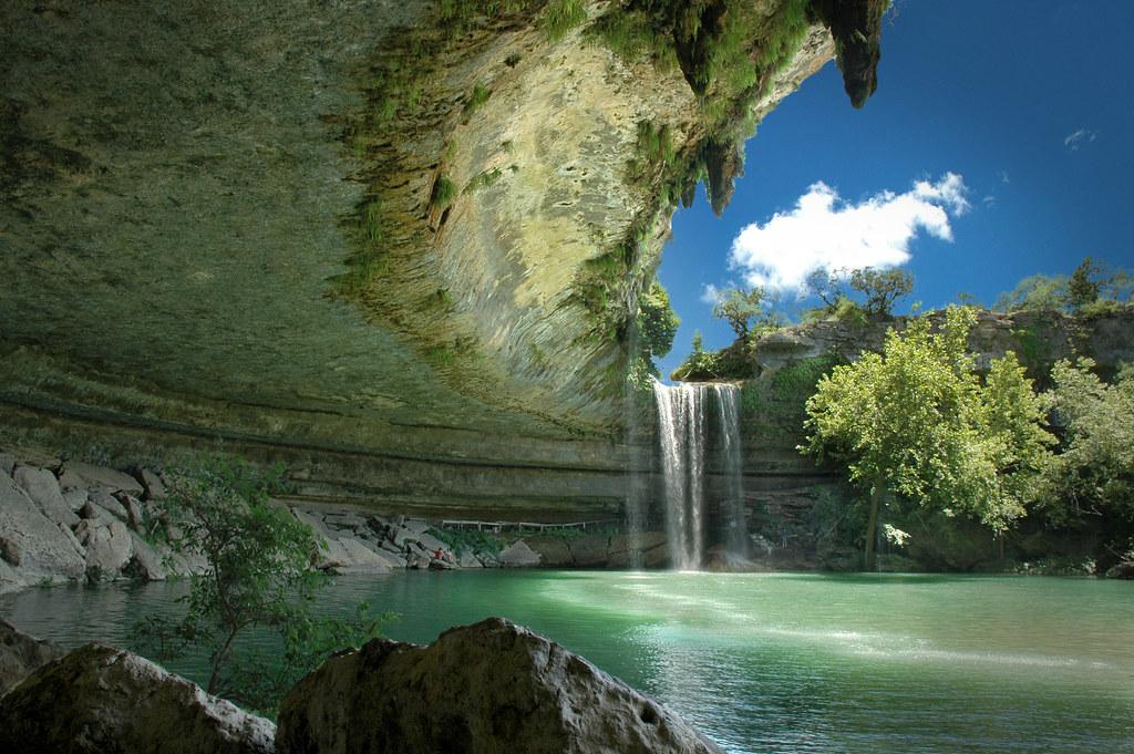 Hamilton Pool near Austin, Texas | Flickr - Photo Sharing!