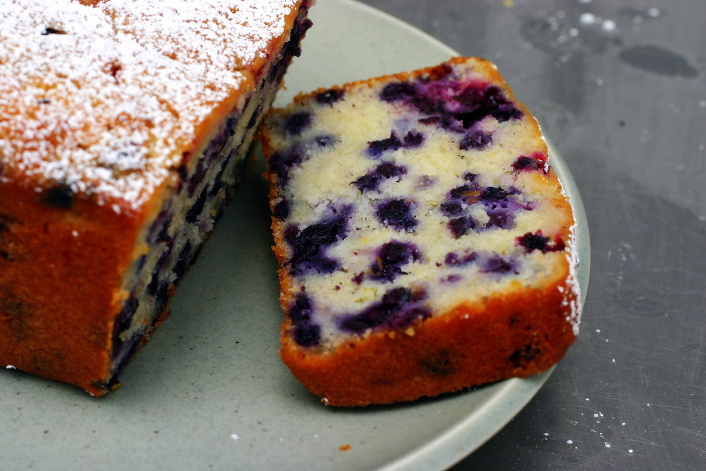 Blueberry Yogurt Cake Recipe Uk