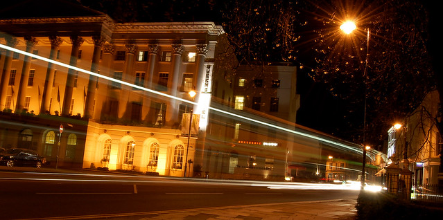 Queens Hotel Cheltenham Parking