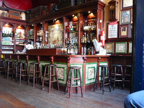 McDaid's pub | by WordRidden