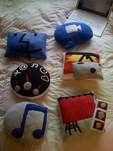 Icon Pillow Collection | by introesp