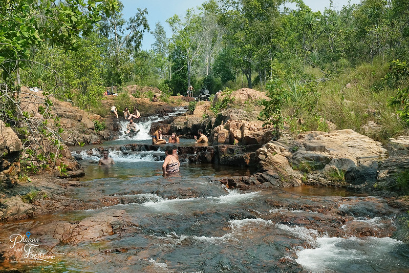 darwin buley rock hole waterfalls