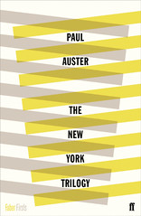 The New York Trilogy by Paul Auster | by Faber Books