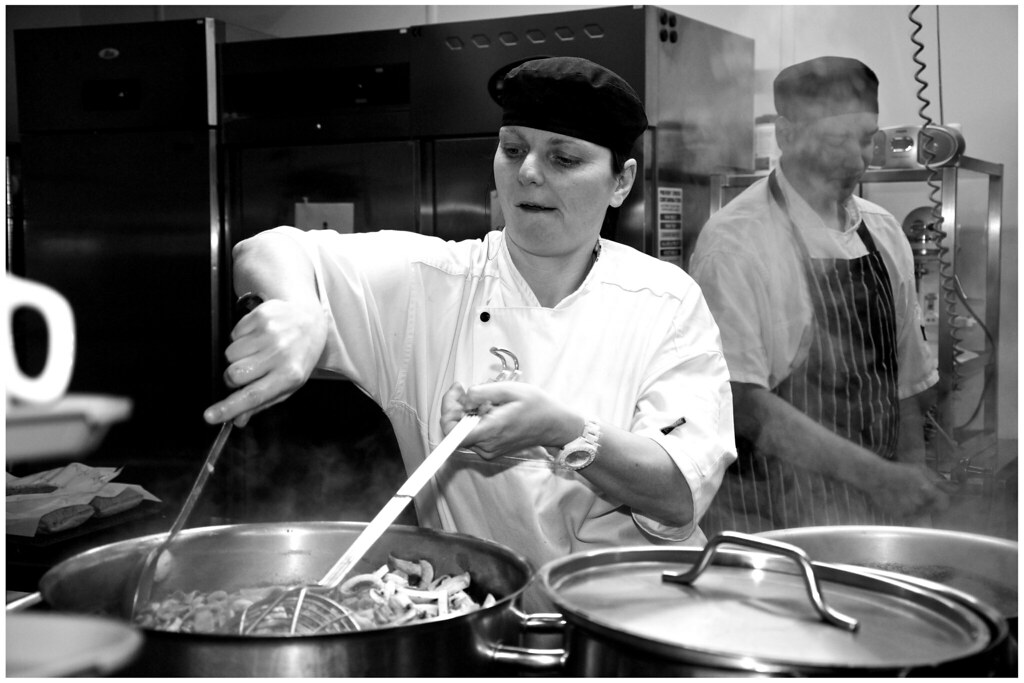 Dublin Soup Kitchen For The Homeless